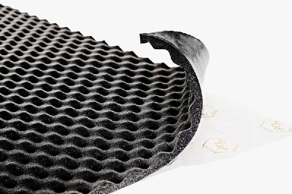 Шумопоглощающий материал STP Бипласт PREMIUM 25A