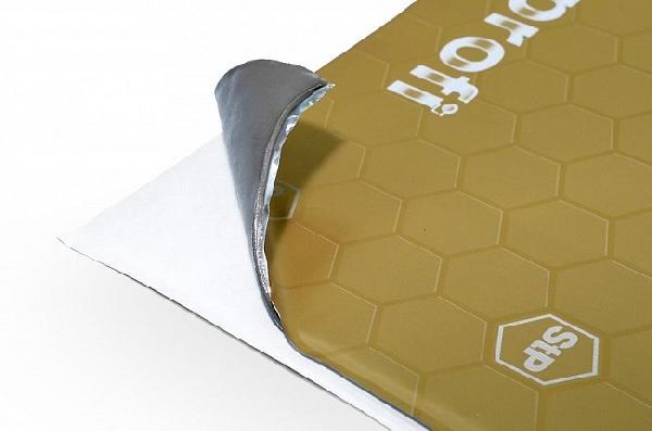 Вибродемфирующий материал STP Profi Plus