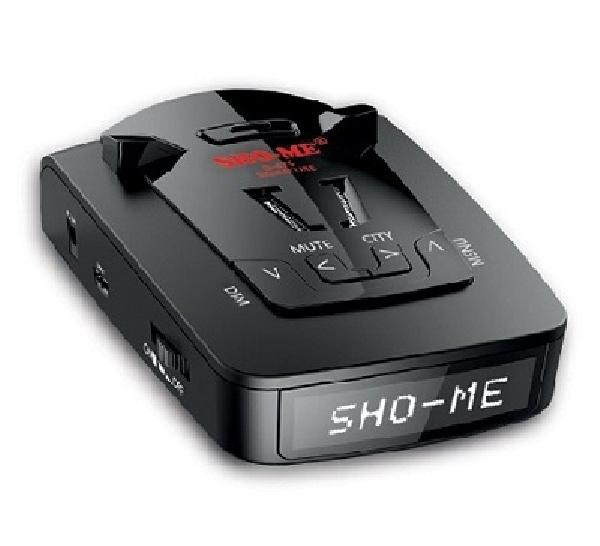 Радар детектор Sho-Me G-475 S Vision с GPS