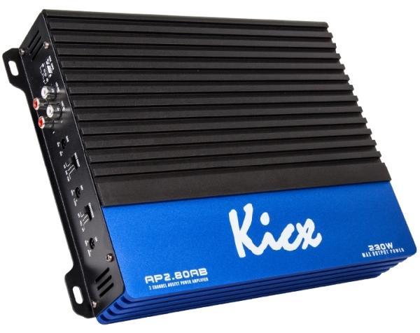 Усилитель KICX AP-2.80AB