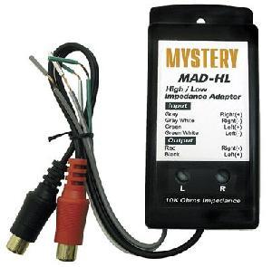 Конвертор уровня Mystery MAD HL