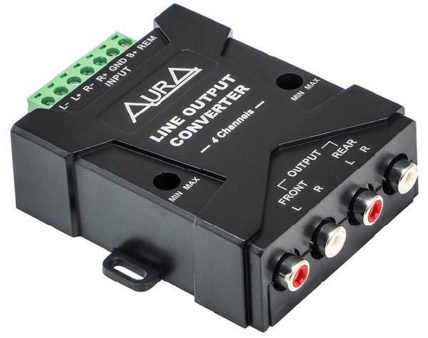 Конвертор уровня AurA RHL-0604