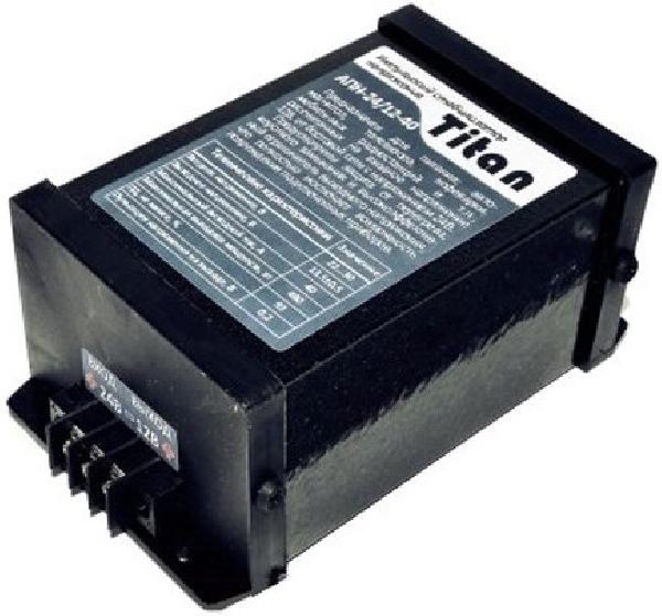 Автомобильный инвертор Titan 24-12 40A