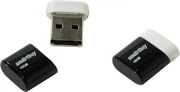 Модуль памяти SmartBuy USB 16Gb LARA Black