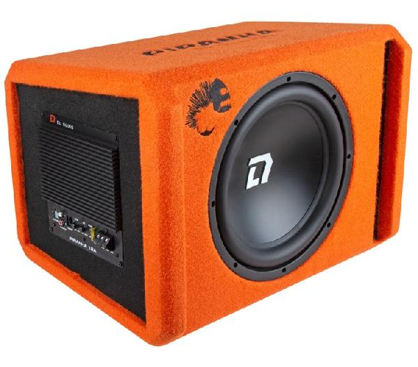 Сабвуфер DL Audio Piranha 12A Orange