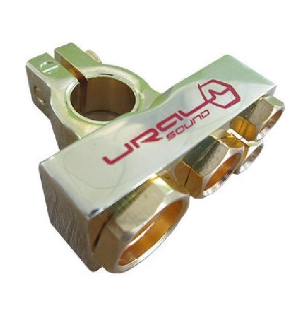 Клеммы аккумуляторные Ural BT-DB02 minus