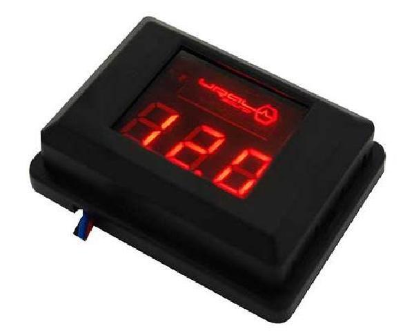 URAL DB Voltmeter (красная подсветка)