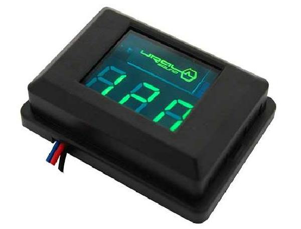 URAL DB Voltmeter (зеленая подсветка)