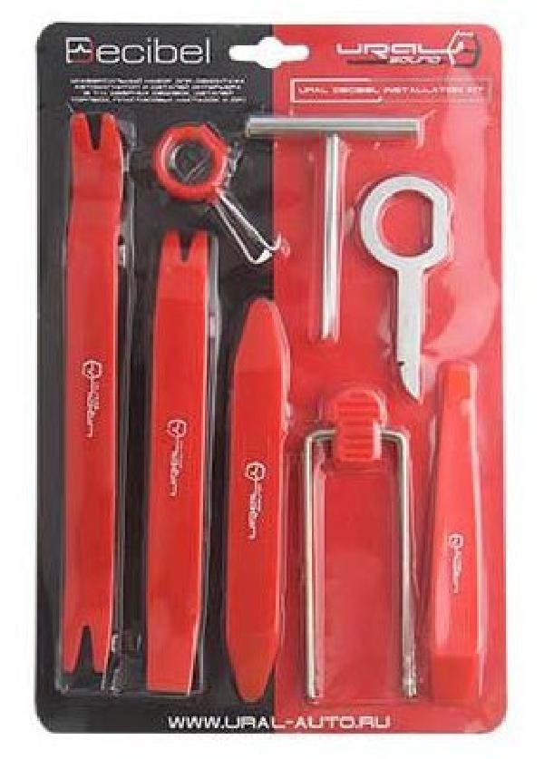 Набор инструментов для демонтажа Ural Installation kit
