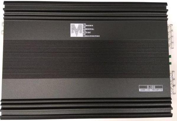 Усилитель Momo D-500 v2