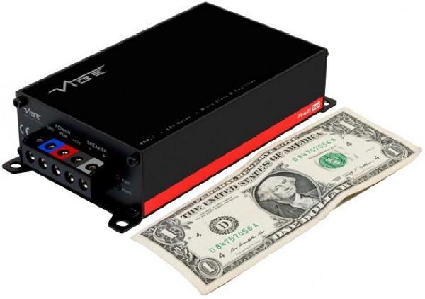 Усилитель VIBE Powerbox 400.1M