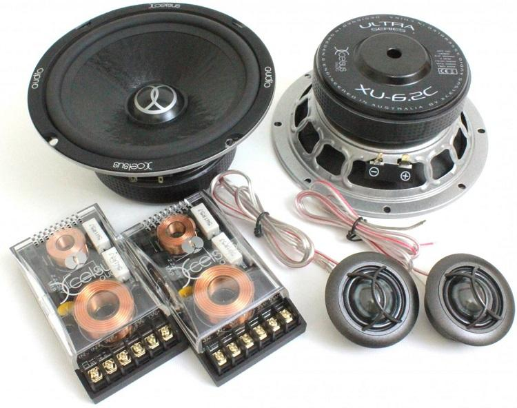 Xcelsus audio XU 6.2C